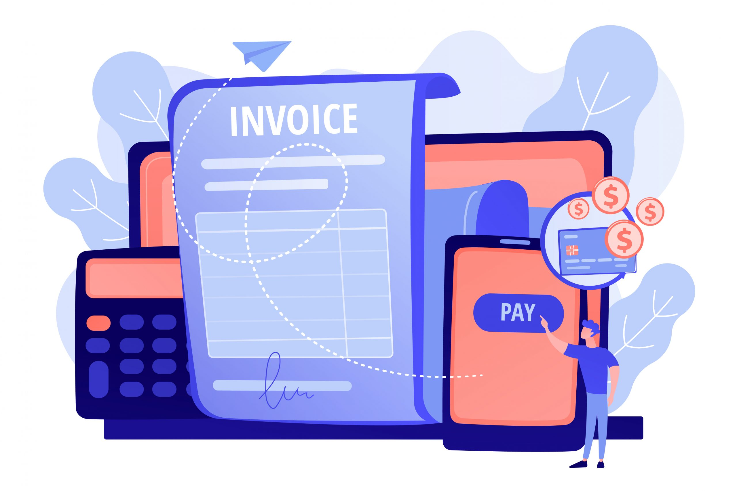 e-Invoicing & Payment CRM